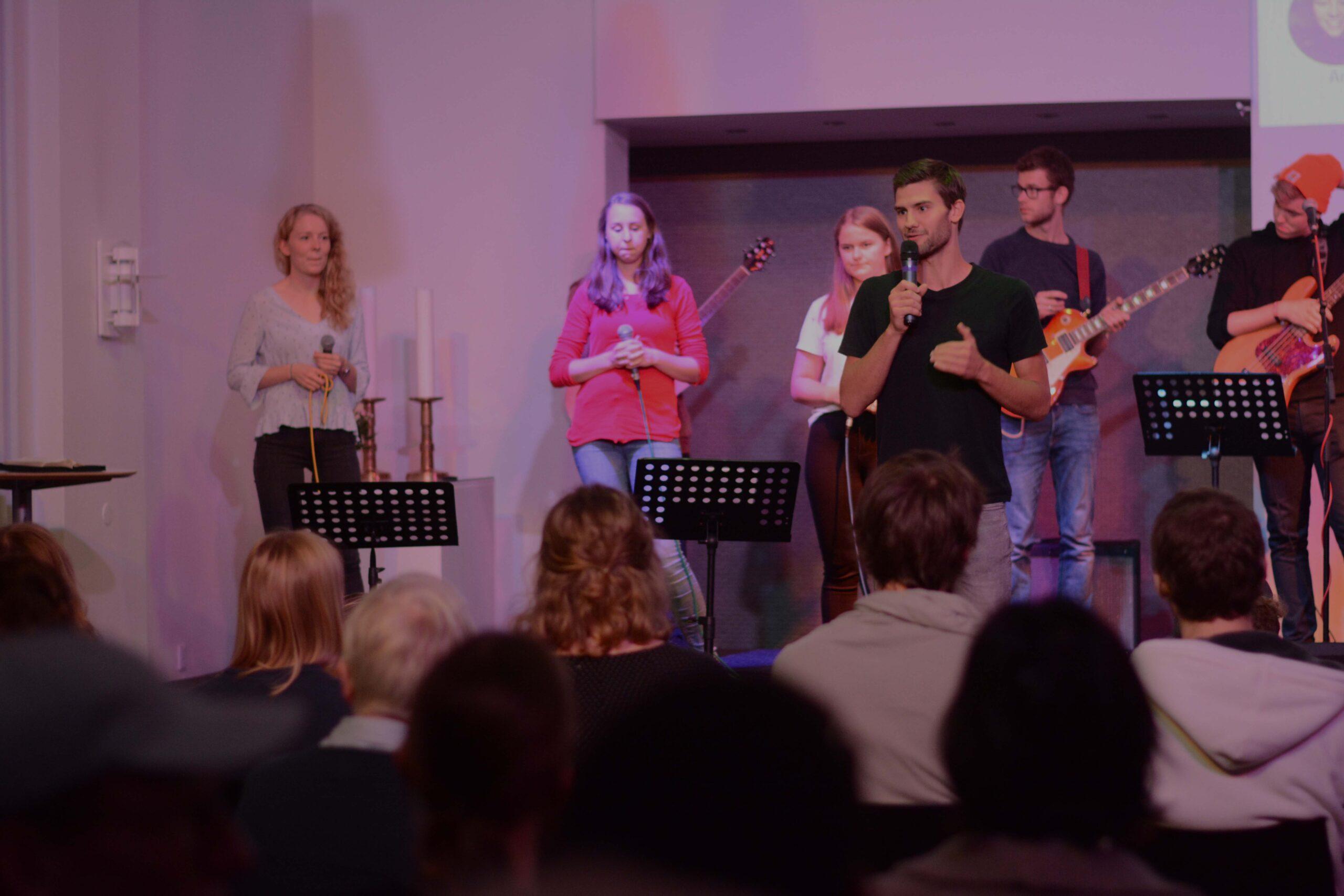 Bethelkirken søger ungdomsleder